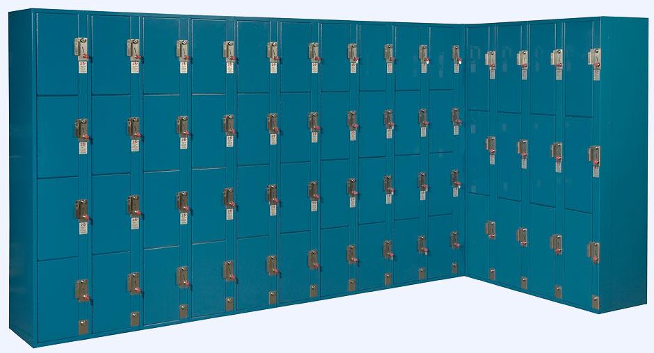 Secura Coin Locker General Info